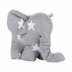 Baby's Only grey star elephant