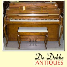 #DedekkeAntiques has a range of #organs to choose from and all in working condition.