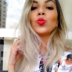 Brunna Neiva  My hair