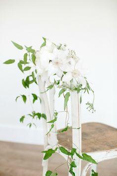 Crea tu guirnalda de flores