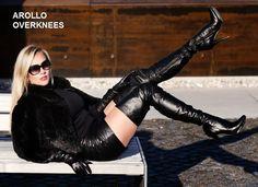 comtesse monique | Comtesse Monique Arollo Leather Boots 2