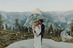 Destination Yosemite elopement