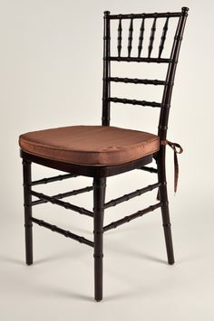 Seating   Chivari Chair Mahogany