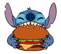 Stitch Stickers 28