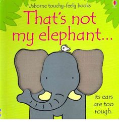 Thats not my elephant