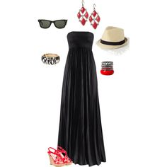 casual, created by rebadjb on Polyvore