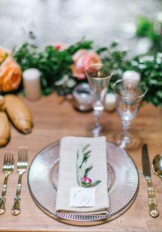 Still Life Inspired Place Setting   Maria Lamb Photography   Gracious Villa Wedding in the Heart of Tuscany