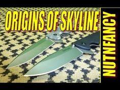"""""""Origins of Skyline"""" by Nutnfancy"""