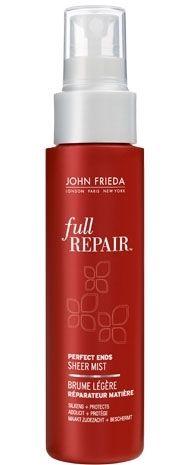 John Frieda Full Repair Perfect Ends Sheer Mist 75 ml hakkında kapsamlı bilgilere bu sayfadan ulaşarak bilgi sahibi olabilirsiniz.