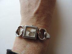 Gucci Diamond Tornabuoni watch!