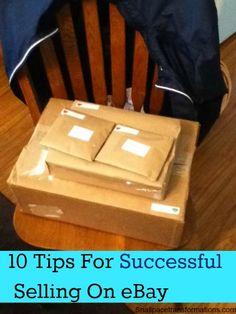 10 tips for selling on eBay