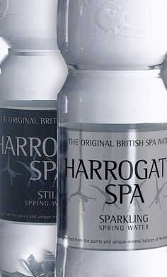 The Inter Group Client - Harrogate Spa Water