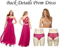 The Best Undergarments for Prom - including backless bras - on Linda Unhooked