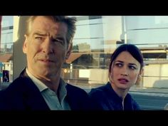 THE NOVEMBER MAN #trailer 2 - Peter (#PierceBrosnan) is a lethal and highly trained ex-CIA agent, who has been enjoying a quiet life in Switzerland. When he is lured out of retirement for one last mission, he must protect valuable witness, Alice (#OlgaKurylenko). #film #movies