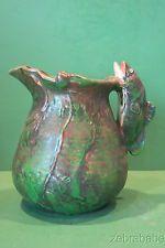 Weller Coppertone Fish Pitcher RARE  Hard to Find Weller Pottery, Roseville Pottery, Arts And Crafts, Vase, Ebay, Jars, Art And Craft, Vases, Art Crafts