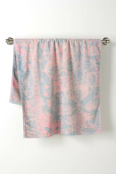 Fresco Towels! Modeled after vintage oriental rugs.
