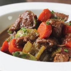 """Chef John's Irish Pork Stew 