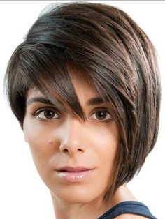 Best Short Hairstyles for Thick Hair | 2013 Short Haircut for Women