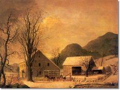 new england farm art prints - Bing Images