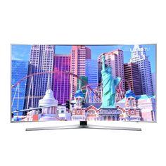 "Samsung 65"" Class 4K Smart Curved UHD TV - UN65KU6500"