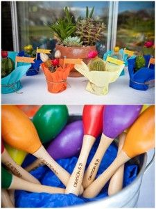 A Colorful Fiesta Birthday Party