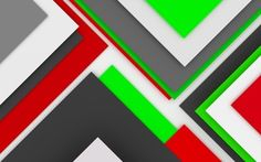 Обои colorful, abstract, design, background, geometry, geometric shapes, 3D rendering