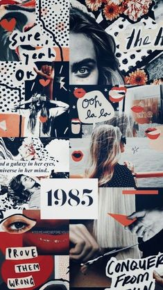 """Ideas painting quotes funny """"prove them wrong"""" > """"conquer"""" > take on the world > be bold > magazine collage Tumblr Wallpaper, Galaxy Wallpaper, Wallpaper Backgrounds, Wallpaper Lockscreen, Aesthetic Pastel Wallpaper, Aesthetic Backgrounds, Aesthetic Wallpapers, Art Du Collage, Collage Des Photos"""