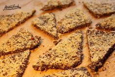 Low Carb Chia Cracker