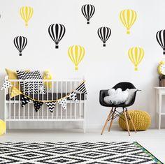 hot air balloons | MyWallTattoos