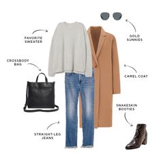 Non-Boring Ways to Style Your Favorite Sweater   The Everymom Blazer With Jeans, Black Skinnies, Sweaters And Leggings, Pullover Sweaters, Spanx Faux Leather Leggings, Light Wash Jeans, Capsule Wardrobe, Mom Wardrobe, Vintage Jeans