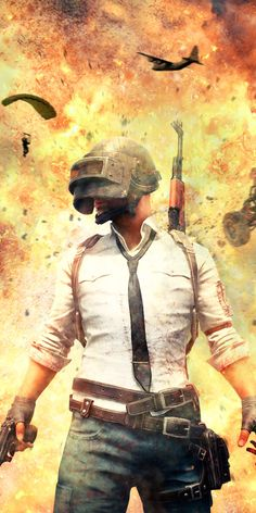 PUBG collest player with AKM gun bomb fire mobile wallpaper Hd Wallpaper Android, Gaming Wallpapers Hd, Game Wallpaper Iphone, 8k Wallpaper, 4k Wallpaper For Mobile, Mobile Legend Wallpaper, Joker Wallpapers, Wallpaper Downloads, 4k Wallpaper Download