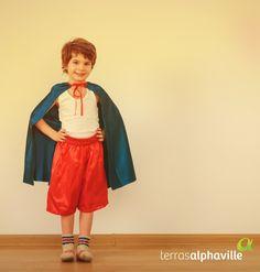 Incorpore o seu super herói preferido na hora da brincadeira. Ao infinito e além!
