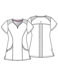 Check our huge collection of medical scrubs, nursing uniforms, and accessories. Get best prices on branded nursing scrubs online! Office Uniform For Women, Stylish Scrubs, Scrubs Uniform, Medical Uniforms, Medical Scrubs, Fashion Design Sketches, Break Free, Scrub Tops, V Neck Tops
