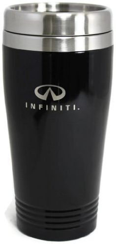 DanteGTS Infiniti Travel Mug Travel Coffee Mug Cup Stainless Steel Tea Mug Thermo - Black Travel Cup, Coffee Travel, Interior Accessories, Travel Accessories, Tea Mugs, Coffee Mugs, Cup Holders For Trucks, Coffee Tumbler, Mug Cup