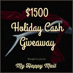 // Holiday Cash Giveaway I love the holiday season, getting together with friends and family, everyone is extra warm and generous during the holidays. Holidays also come with additional expenses, while worth it we can…