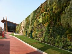 Located in Rozzano, Italy, the vertical garden at the Fiordaliso Shopping Center was recognized this week by the Guiness World Records as the largest vertical garden in the world. Covering a surface of 1,263 square meters (13,594 square feet) with a total of 44,000 plants, the massive vertical garden surpassed the former record-holder, a [...]