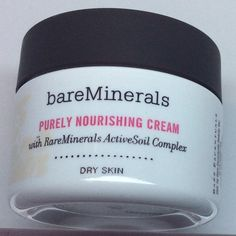 BareMinerals Purely Nourishing Cream 1 oz Unboxed New / unused / no box. Batch code shown in photo. TRADES. Discounts with bundles only  bareMinerals Makeup