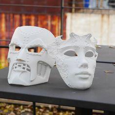3D printing masks