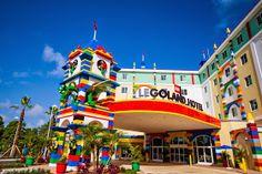 EssentiallyErika: LEGOLAND Florida Hotel & Theme Park - Where Imaginations Run Wild!