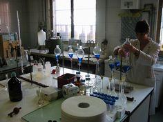 Lab chimico
