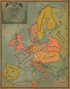 Alternative History Europe