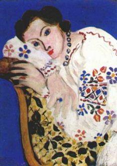 Ideas modern art women henri matisse for 2019 Henri Matisse, Matisse Kunst, Matisse Art, Art And Illustration, Raoul Dufy, Pablo Picasso, Picasso Art, Matisse Paintings, Frida Art