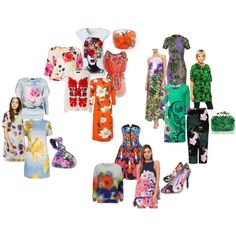 Designer Clothes, Shoes & Bags for Women Shoe Bag, Polyvore, Prints, Stuff To Buy, Collection, Shoes, Design, Fashion, Moda