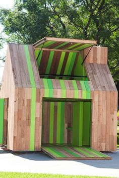 cubby house #lifeinstyle & #greenwithenvy