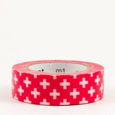 Une nouvelle couleur pour le motif cross dans la gamme 2013.