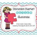http://www.teacherspayteachers.com/Product/Autism-Awareness-Mini-Reader-Lesson-Companion-661546