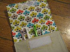 Crochet Hook Case I made  LoveCasey.com