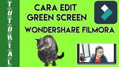 Tutorial - How to GreenScreen Editing with Wondershare Filmora
