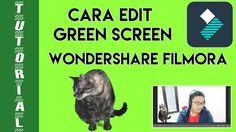 Tutorial - How to GreenScreen Editing with Wondershare Filmora
