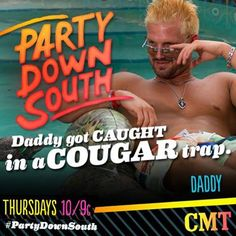 "Party Down South-Ryan ""Daddy"""